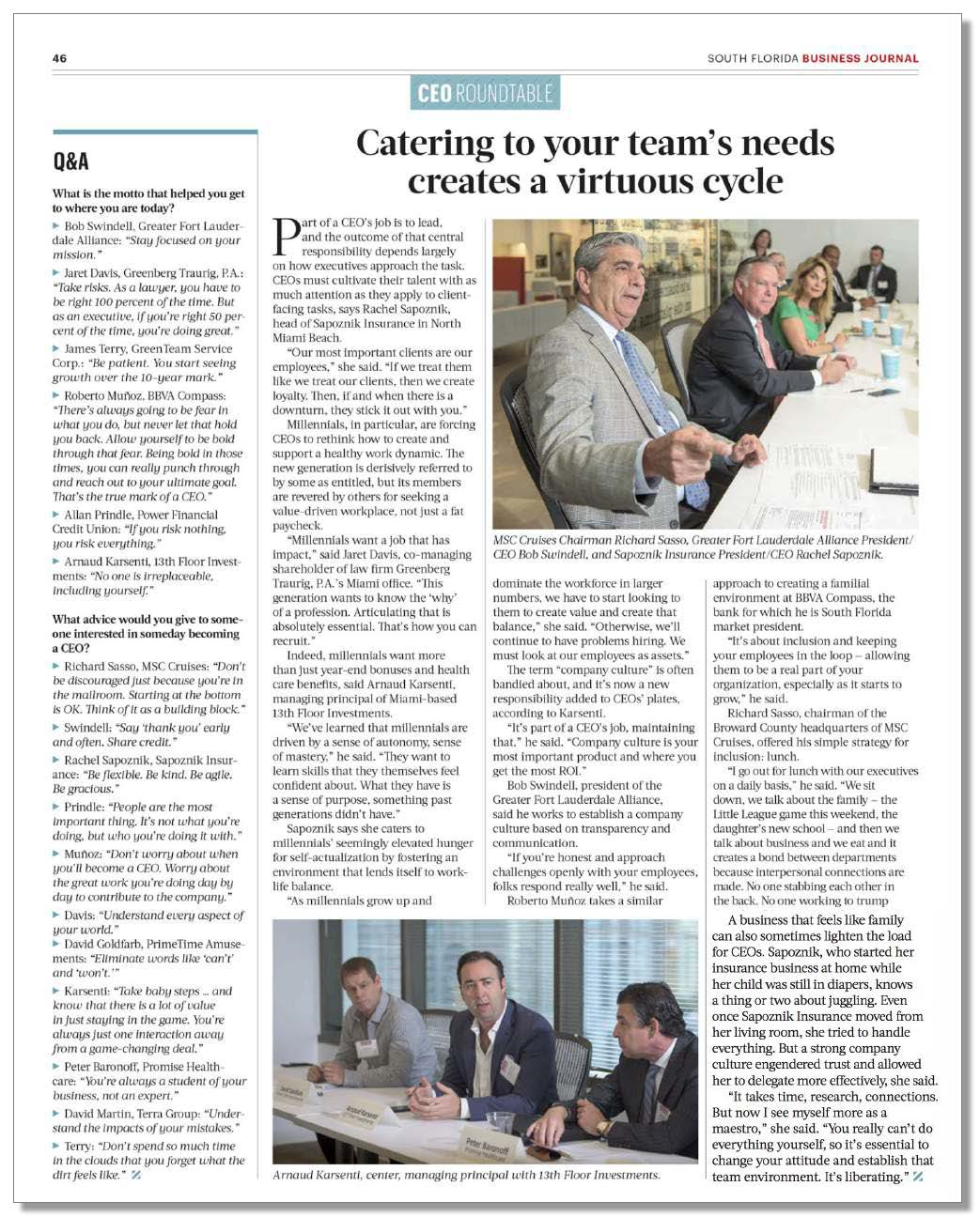 South-Florida-Business-Journal-Sapoznik-Insurance-South-Floridas-Top-Executives-Share-Insights-on-the-Future-of-Business-3-17-17-V2_Page_4